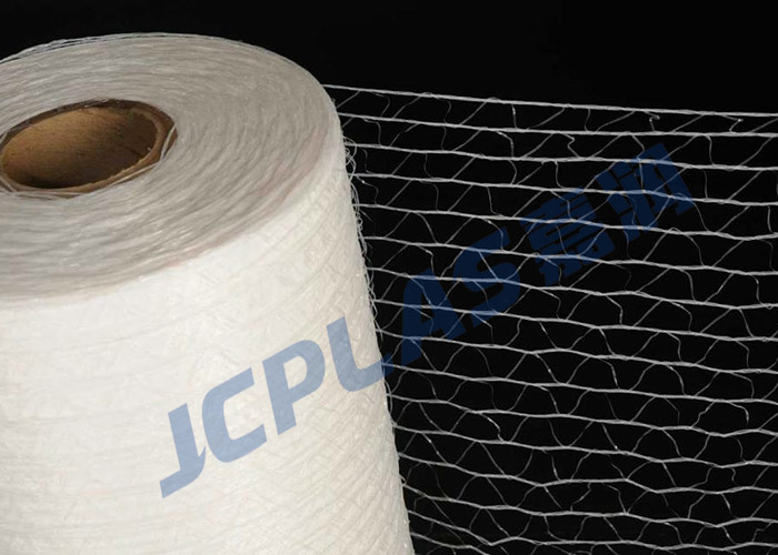 Non stretch pallet net wrap
