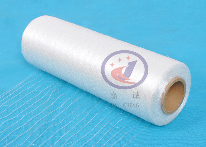 Elastic stretch Pallet net wrap