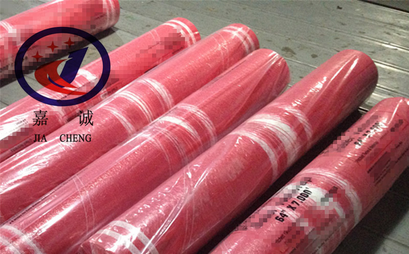 Export red bale net wrap